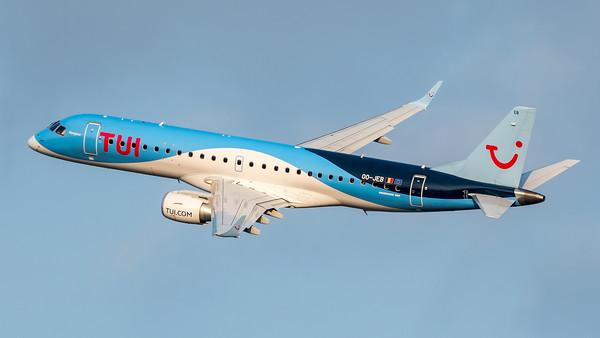 TUI / Embraer 190STD / OO-JEB