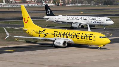 Tuifly / Boeing B737-8K5 / D-ATUG / TUI Magic Life Livery