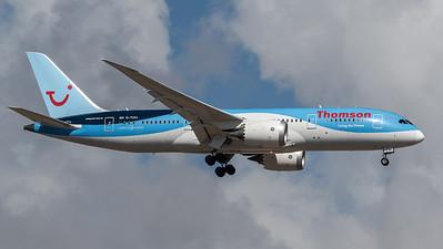 Thomson / Boeing B787-8 Dreamliner / G-TUIA