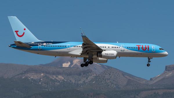Thomson (TUI) / Boeing B757-236(WL) / G-OOBG