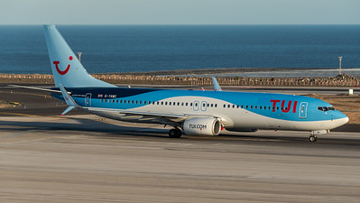 Thomson (TUI) / Boeing B737-8K5 / G-TAWC