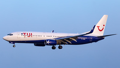 TUI (Blue Air) / Boeing 737-800 / YR-BMD