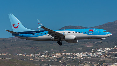 Tuifly Nordic / Boeing B737-8K5 / SE-RFY