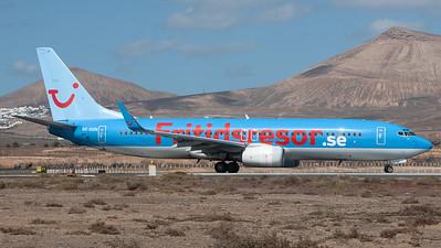 Tuifly Nordic / Boeing B737-804 / SE-DZN