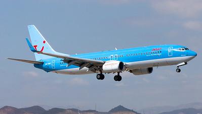 Jetair / Boeing B737-86Q / OO-VAS