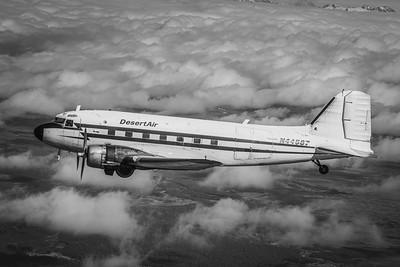 Desert Air | DC-3 | N44587