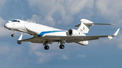 Israeli Air Force 122 Squadron / Gulfstream G550 Aitam / 537