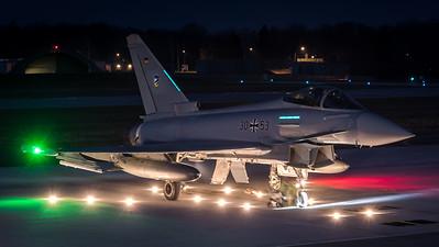 German Air Force TLG74 / Eurofighter Typhoon / 30+53