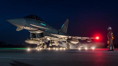 German Air Force TLG74 / Eurofighter Typhoon / 30+81