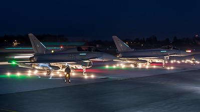 German Air Force TLG74 / Eurofighter Typhoon / 31+25 & 30+53
