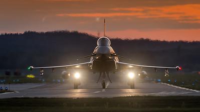German Air Force TLG-74 / Eurofighter Typhoon / 30+53