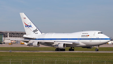 NASA / B747SP / N747NA