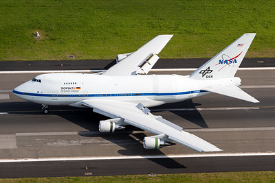 United States - National Aeronautics and Space Administration (NASA) / Boeing 747SP-21 / N747NA