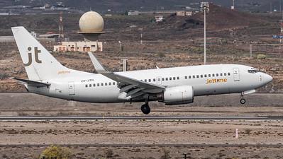 Jettime / Boeing B737-73A / OY-JTR
