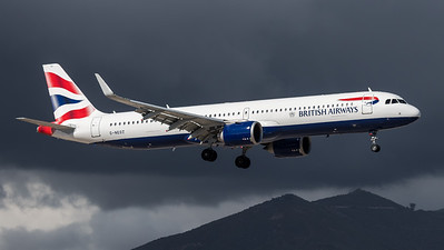 British Airways / Airbus A321-251NX / G-NEOZ