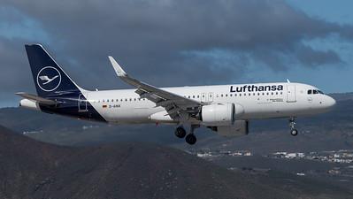 Lufthansa / Airbus A320-271N / D-AINX