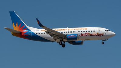 Jet2 Holidays / Boeing B737-33A / G-GDFB