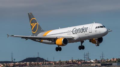 Condor / Airbus A320-212 / D-AICC