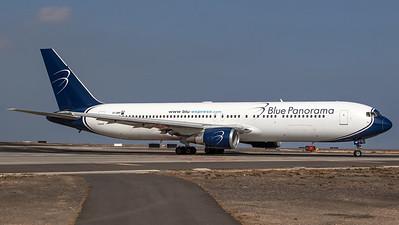 Blue Panorama / Boeing B767-35h(ER) / EI-DBP
