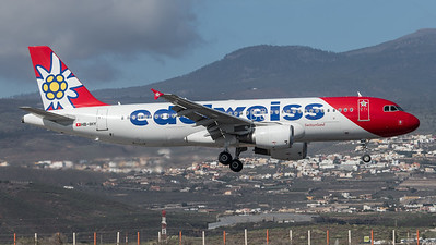 Edelweiss / Airbus A320-214 / HB-IHY
