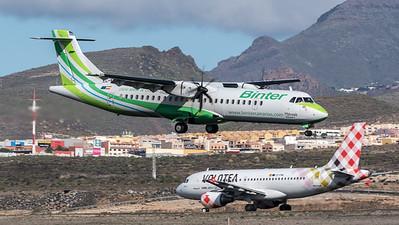 Binter Canarias / ATR 72-500 / EC-KSG
