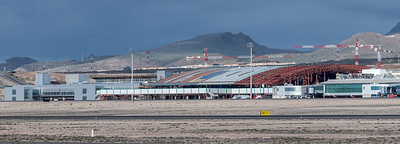 Tenerife Sur new Terminal under Cosntruction