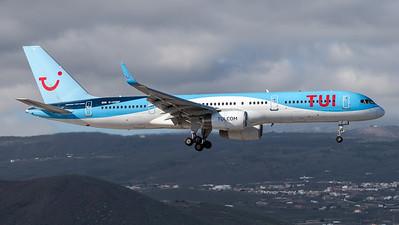 TUI Airways / Boeing B757-2G5(WL) / G-OOBP