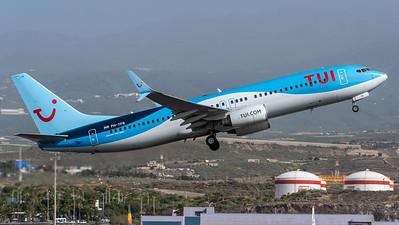TUI / Boeing B737-8K5 / PH-TFB