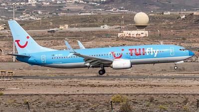 Tuifly Nordic / Boeing B737-8K5 / SE-RFX