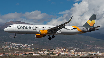 Condor / Airbus A321-211(WL) / D-AIAE