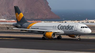 Condor / Airbus A320-212 / D-AICD
