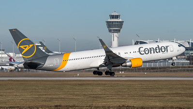 Condor / Boeing B767-330(ER) / D-ABUB