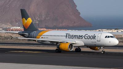 Thomas Cook Belgium / Airbus A320-212 / OO-TCV