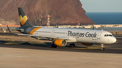 Thomas Cook Scandinavia / Airbus A321-211(WL) / OY-TCF