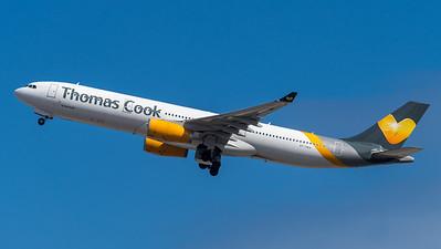 Thomas Cook Scandinavia / Airbus A330-343X / OY-VKH