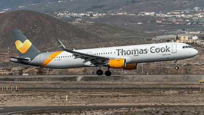 Thomas Cook Scandinavia / Airbus A321-211(WL) / OY-TCH