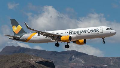 Thomas Cook Scandinavia / Airbus A321-211(WL) / OY-TCG
