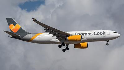 Thomas Cook UK / Airbus A330-243 / G-TCXC