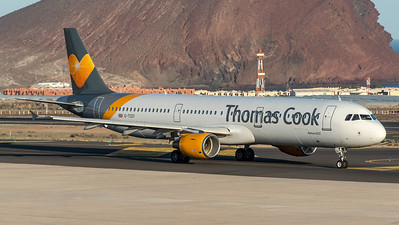 Thomas Cook UK / Airbus A321-211 / G-TCDY