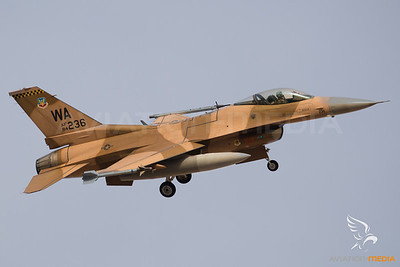 US Air Force / F16 / AF84236
