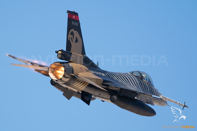 Turkish Air Force / F16 / 91-0011
