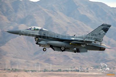 US Air Force / F16 / AF88492