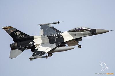 US Air Force / F16 / AF87313