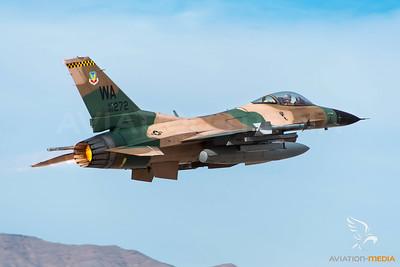 US Air Force / F16 / AF86272