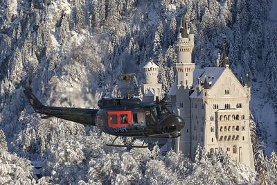 "Heer - MTHR30 / Bell UH-1D / 70+88 ""SAR"""