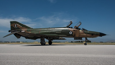 Hellenic Air Force 348 Mira / McDonnell Douglas RF-4E Phantom II / 71765