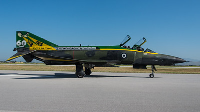 Hellenic Air Force 348 Mira / McDonnell Douglas RF-4E Phantom II / 7450 / 60 Years Anniversary Livery