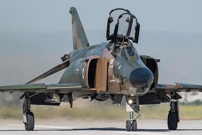 Hellenic Air Force 348 Mira / McDonnell Douglas RF-4E Phantom II / 71765