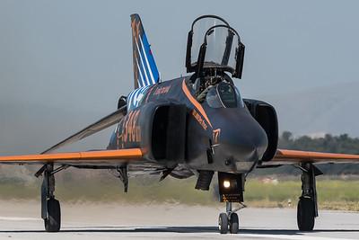 Hellenic Air Force 348 Mira / McDonnell Douglas RF-4E Phantom II / 7499 / RF-4E Flyout Livery