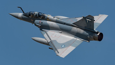Hellenic Air Force 331 Mira / Dassault Mirage 2000-5 B Mk.2 / 505